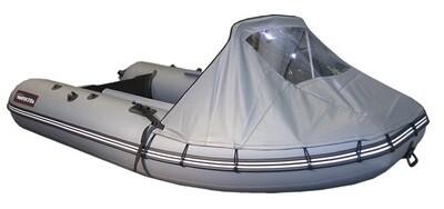 Носовой тент на лодку Хантер 310 А