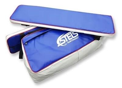 Комплект накладок с сумкой для лодок СТЕЛС