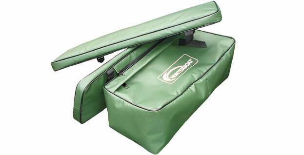Комплект мягких накладок с сумкой на лодку Хантер 290 ЛК