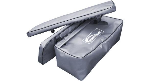 Комплект мягких накладок с сумкой на лодку Хантер 290 Л