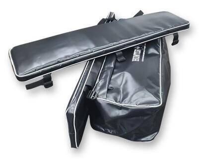 Комплект мягких накладок с сумкой на лодку Хантер 365 ЛКА