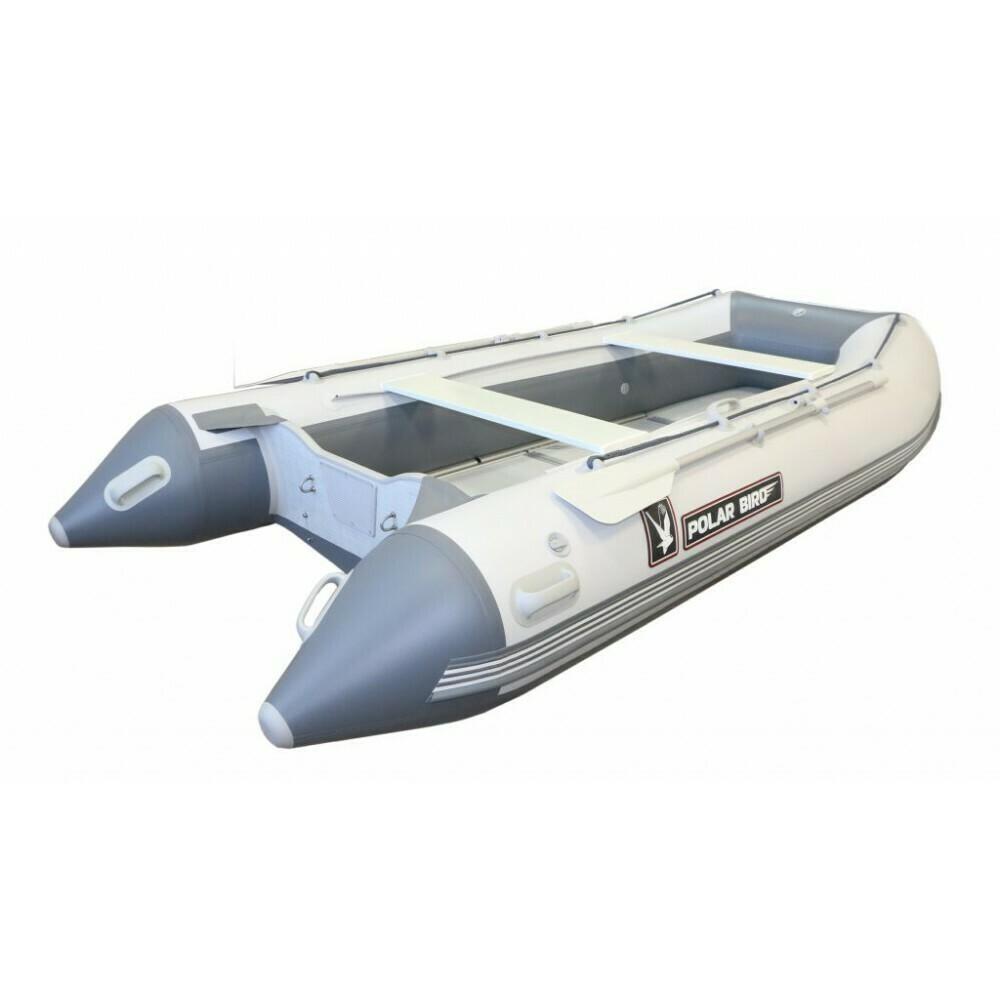 Лодка Polar Bird PB-380E Eagle, стеклокомпозит