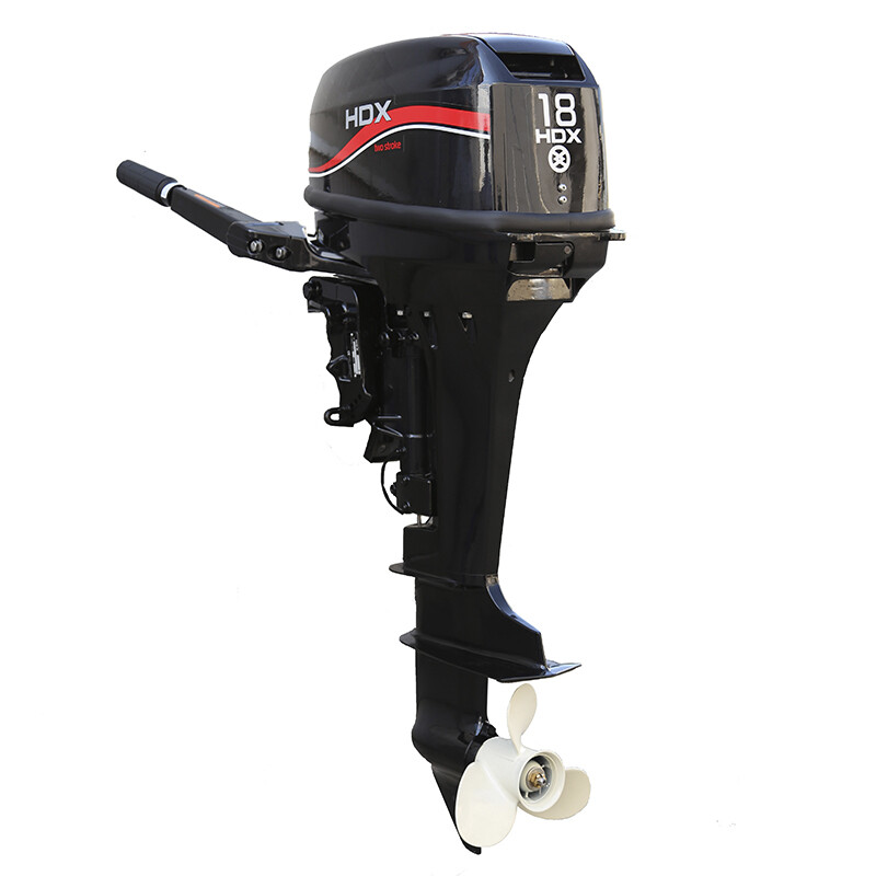 Лодочный мотор 2-х тактный HDX T18BMS