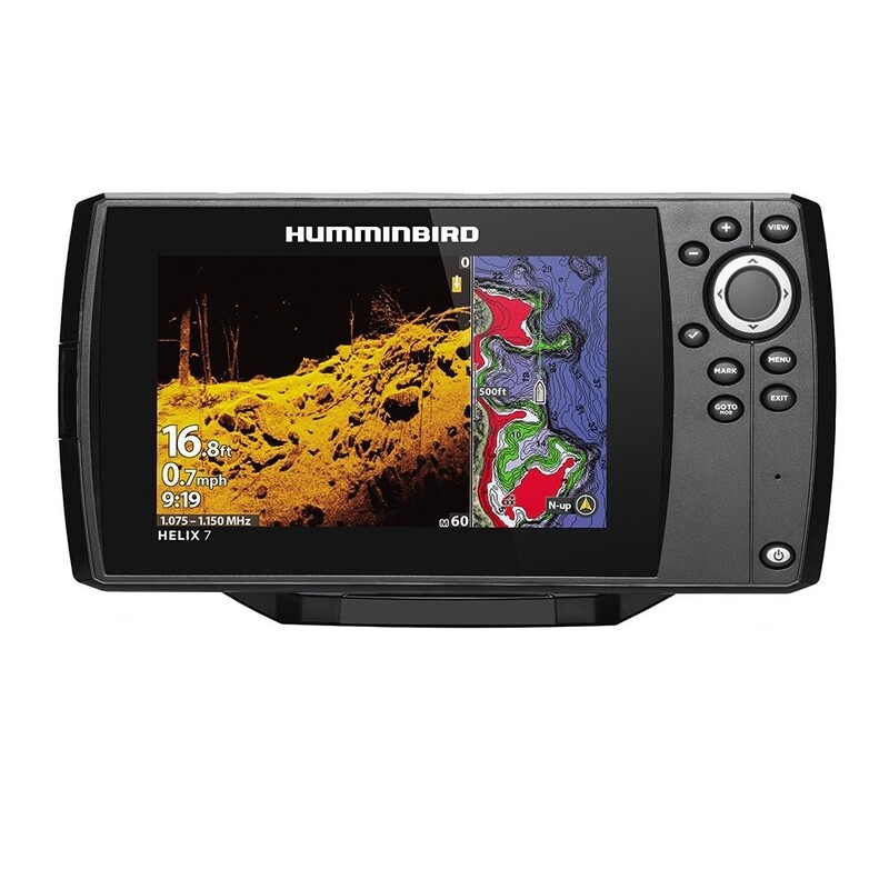 Эхолот HUMMINBIRD Helix 7 MDI GPS G3