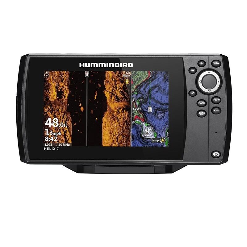 Эхолот HUMMINBIRD Helix 7 MSI GPS G3N