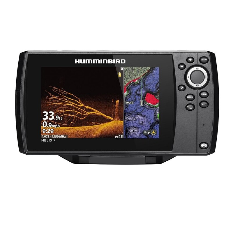 Эхолот HUMMINBIRD Helix 7 MDI GPS G3N