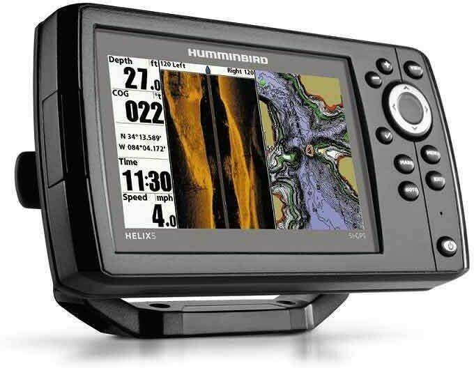 Эхолот HUMMINBIRD Helix 5 CHIRP SI GPS G2 ACL 410230-1М