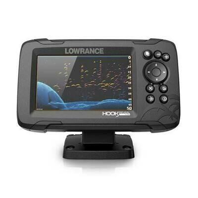 Эхолот Lowrance Hook Reveal 5 50/200 HDI ROW