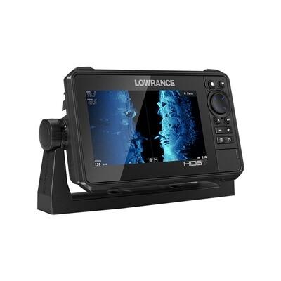 Эхолот Lowrance HDS-7 LIVE с датчиком Active Imaging 3-в-1