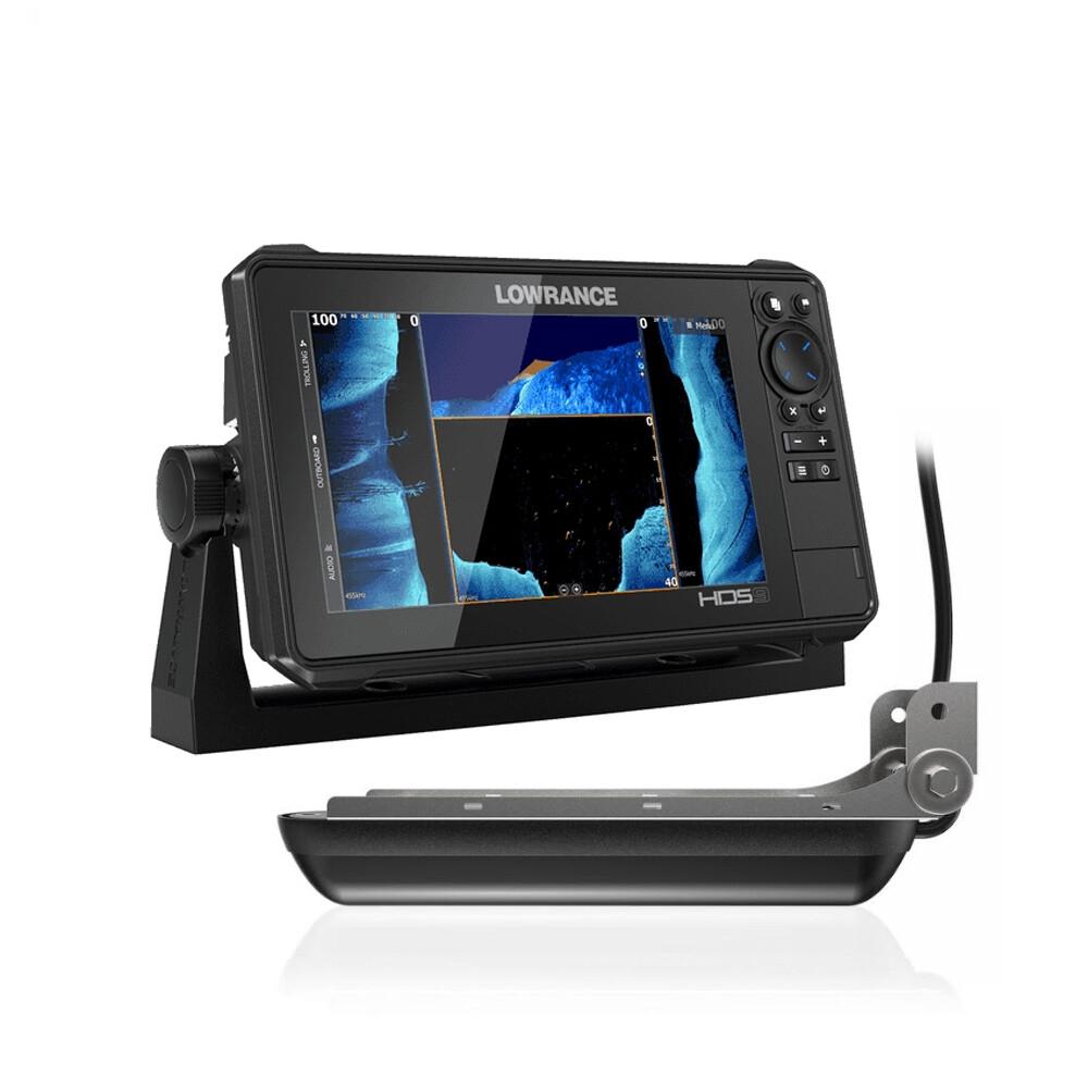 Эхолот Lowrance HDS-9 LIVE с датчиком Active Imaging 3-в-1