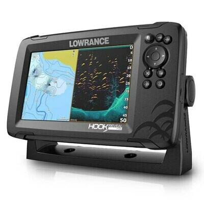 Эхолот Lowrance HOOK REVEAL 7 83/200 HDI ROW