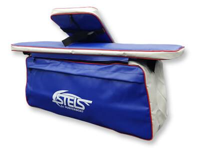 Комплект мягких накладок с сумкой на лодку СТЕЛС 255 ( пайол)