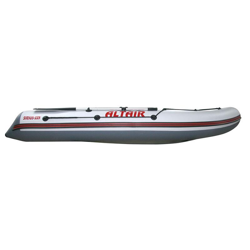 Надувная лодка ПВХ ALTAIR Sirius 335 Airdeck