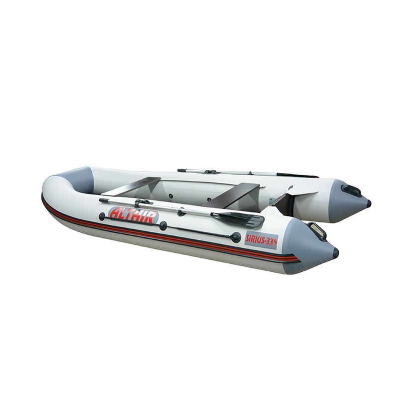 Надувная лодка ПВХ Sirius 335 L Airdeck
