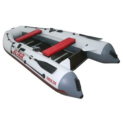 Надувная лодка ПВХ Sirius 335 Ultra