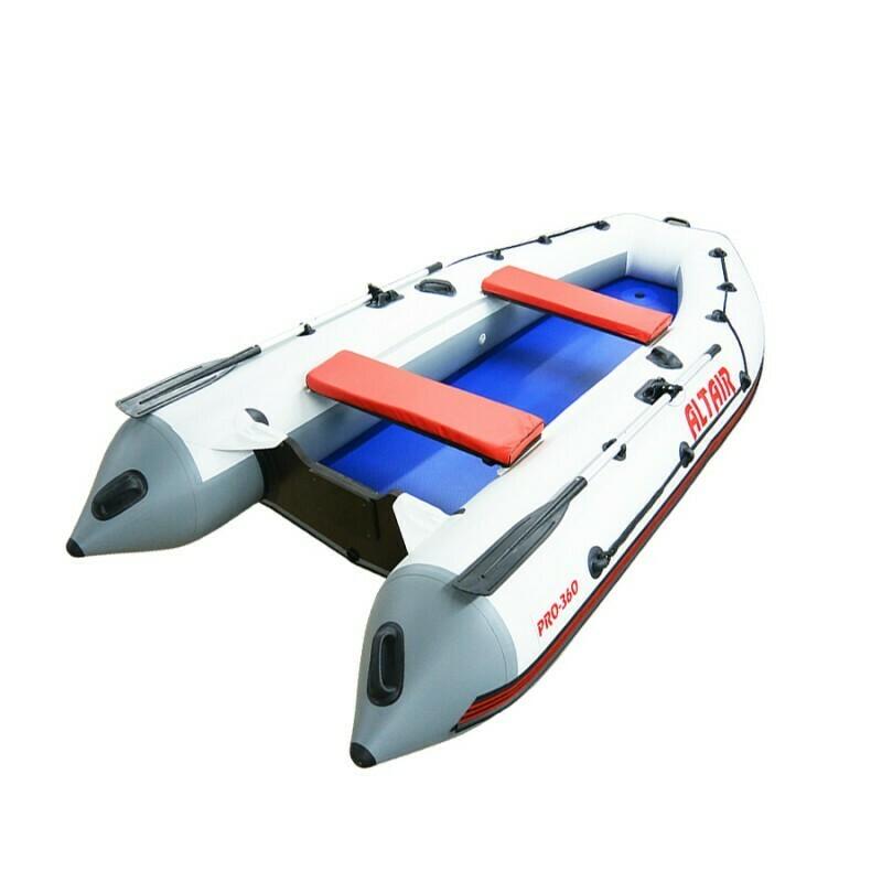 Надувная лодка ПВХ ALTAIR Pro 360 Airdeck