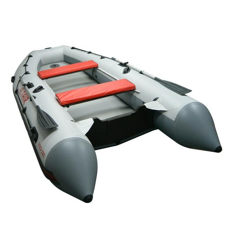 Надувная лодка ПВХ ALTAIR Pro 385 Airdeck
