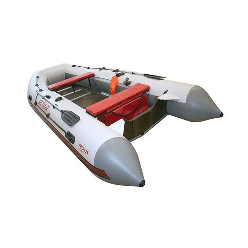Надувная лодка ALTAIR PRO ultra 425