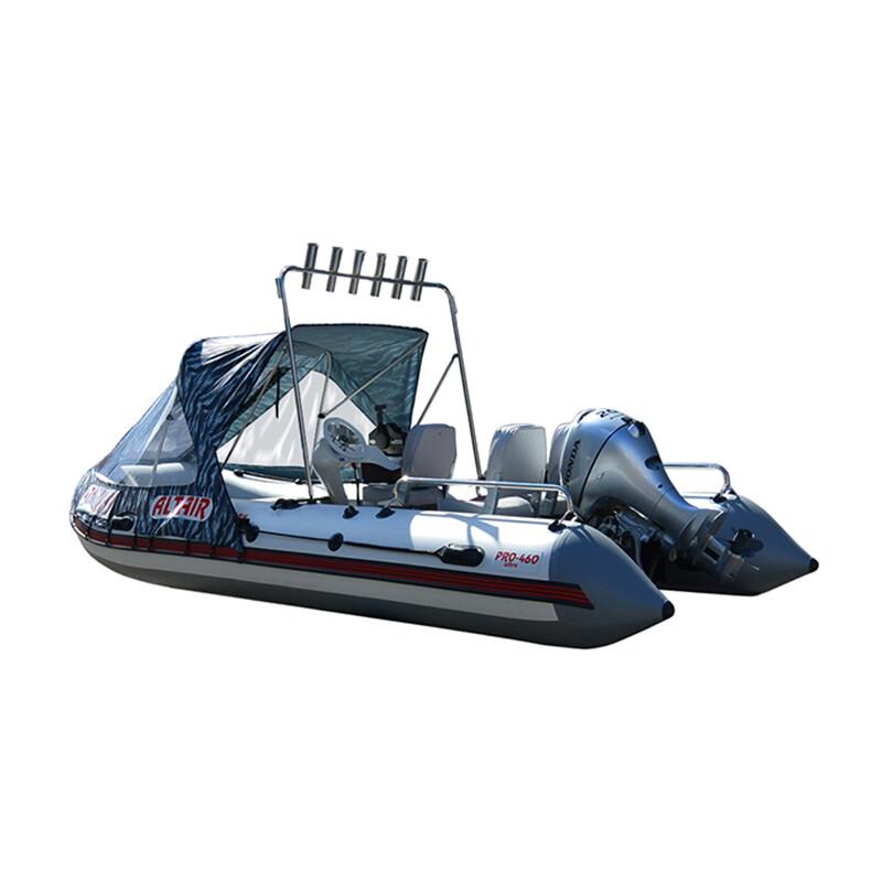 Надувная лодка ALTAIR PRO ultra 460
