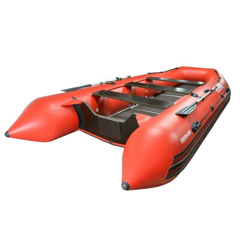 Надувная лодка ПВХ ALTAIR ORION 500