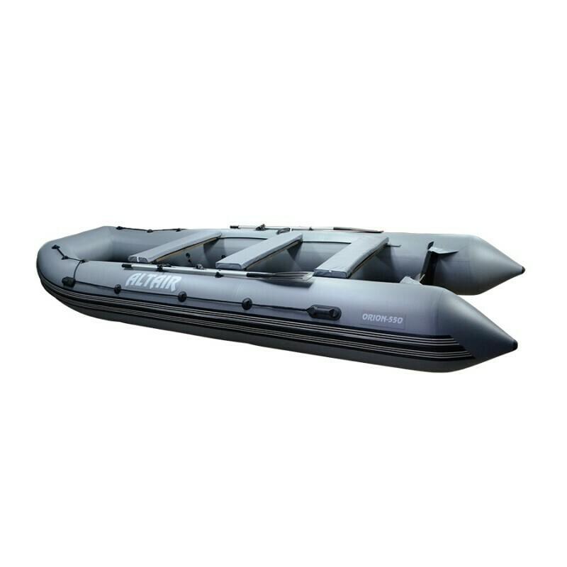 Лодка ALTAIR ORION 500 Серый