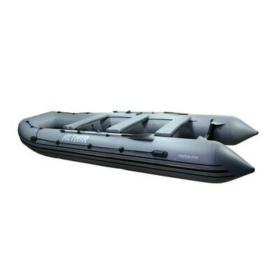 Надувная лодка ПВХ ALTAIR ORION 550 серый