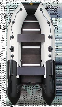 Надувная лодка Ривьера Компакт 3600 СК