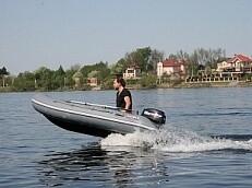 Лодка Мнев и К Кайман N-330 НДНД