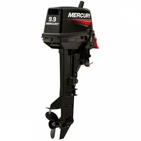 Лодочный мотор Mercury ME 9.9 MH TMC