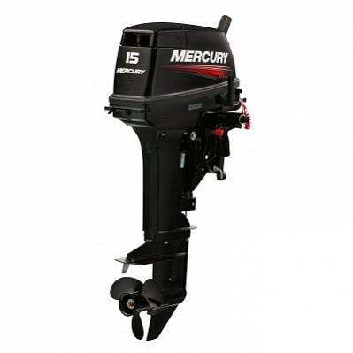 Лодочный мотор Mercury 15MLH 294CC