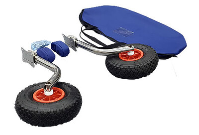 Транцевые колеса перекидные (пайол)
