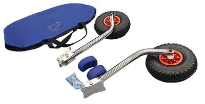 Транцевые колеса перекидные (НДНД)