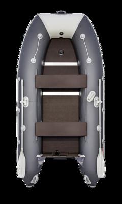 Надувная лодка  Таймень LX 3400 СК Графит/светло-серый