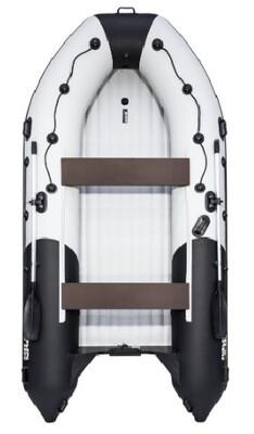 Надувная лодка Ривьера 3800 Килевое надувное дно