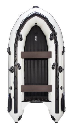 Лодка Апачи APACHE 3500 НДНД светло-серый