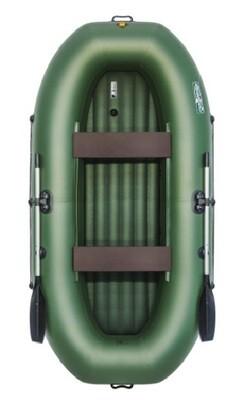 Лодка Таймень LX 290 НД зеленый
