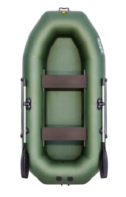 Лодка Таймень NX 270 зеленый