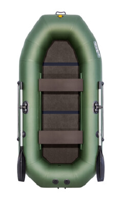 Лодка Таймень NX 270 С зеленый