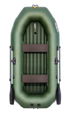 Лодка Таймень NX 270 НД зеленый