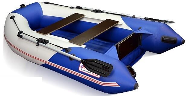 Лодка Стелс 255 АЭРО