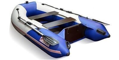 Лодка Стелс 255