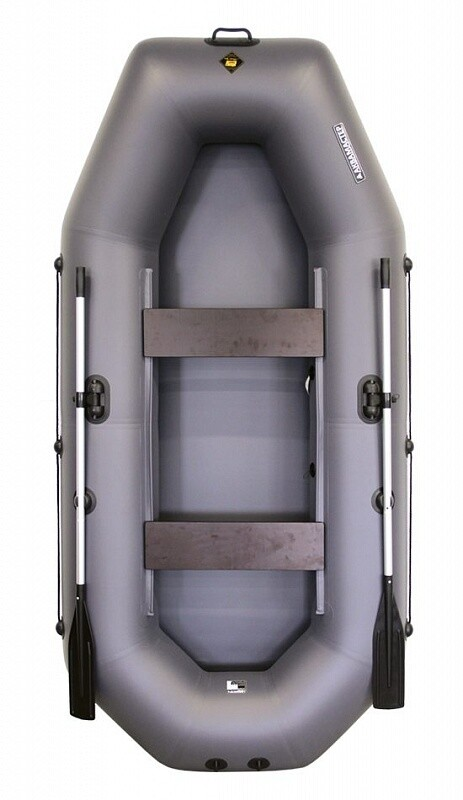 Надувная моторная лодка из ПВХ Аква-Мастер 300 ТР