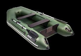 Надувная моторная лодка из ПВХ АКВА 2900