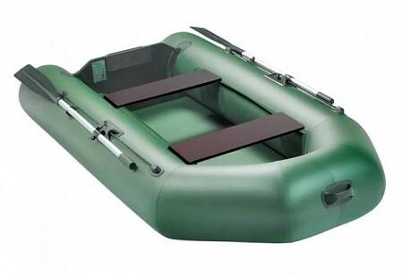 Надувная моторная лодка из ПВХ АКВА 2600