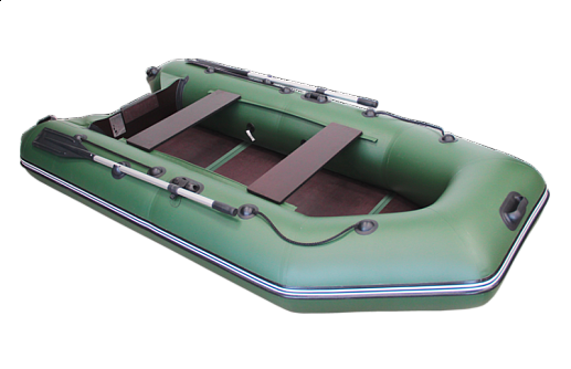 Надувная моторная лодка из ПВХ АКВА 2900 С
