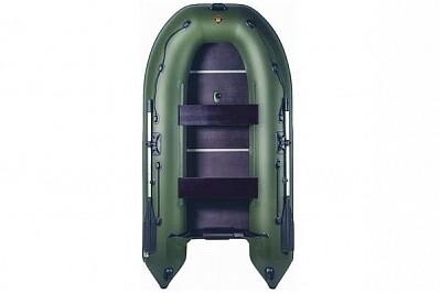 Надувная моторная лодка из ПВХ АКВА Ривьера 2900 СК