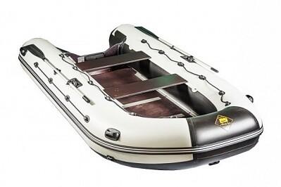 Надувная моторная лодка из ПВХ АКВА Ривьера 3600 СК