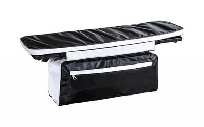 Комплект мягких накладок для лодок Ривьера 3400 СК Компакт, 3600 СК Компакт, Апачи 3300-3700 (86х20 см)