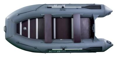 Надувная лодка River Boats RB-300 (Киль)