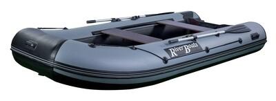 Надувная лодка River Boats RB-350 (Киль)